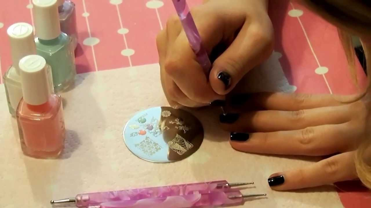 "Craft & Beauty Party #1 ""Oh My Blog"" par chocodisco : nails art, workshop."