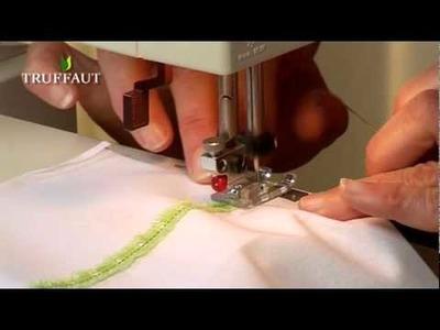 DIY coussin : faire un coussin en patchwork