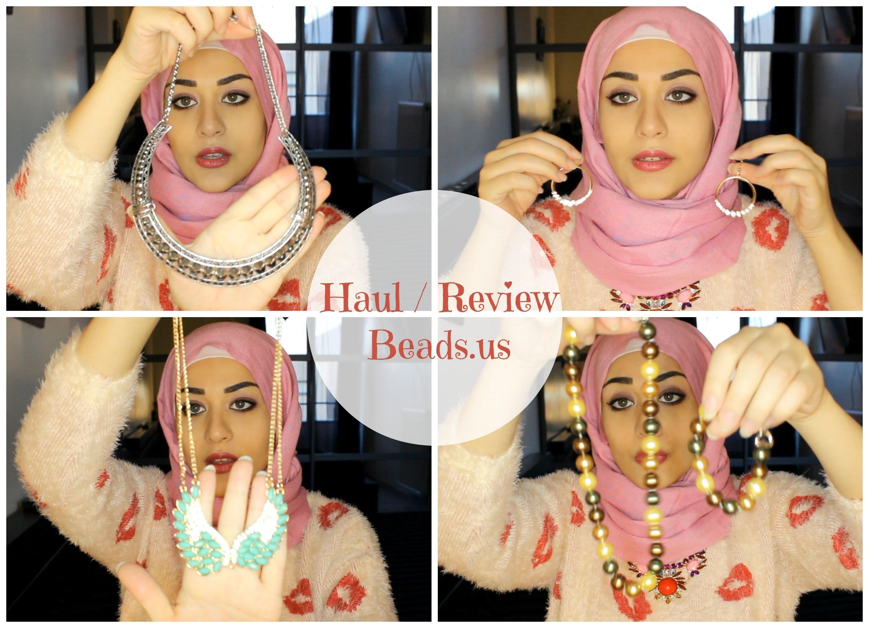 Haul. Review - Haul. Revue : Beads.us