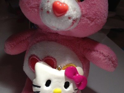 HELLO KITTY TUTORIAL (POLYMER CLAY)