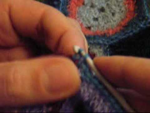 Leçon bordure babette blanket.wmv