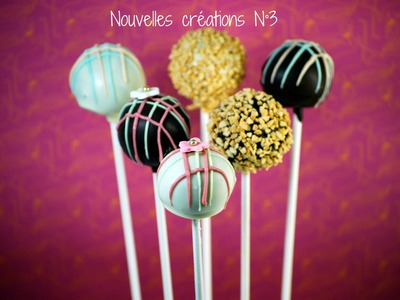 Mes nouvelles Créations N°3. My new polymer clay creations