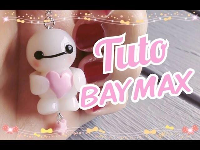 Tuto Fimo Baymax | BIG HERO 6 Polymer Clay Tutorial ♥