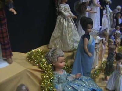 Exposition pour Bella Alénya les poupées Bella 2