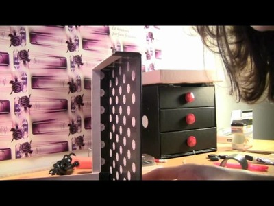 "DIY Tuto ""Recyclons nos Box en commode"""