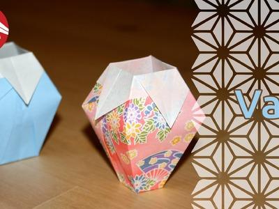 Origami - Vase (HD) [Senbazuru]