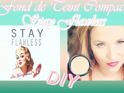 ✮ Grimoire ✮ Fond de Teint Compact ✮ Stay Flawless ✮ DIY ✮ | Caly Beauty