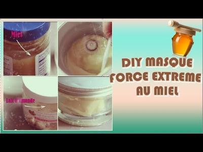 ✮ Grimoire ✮ Masque Force Extrême au Miel ✮ DIY ✮ | Caly Beauty