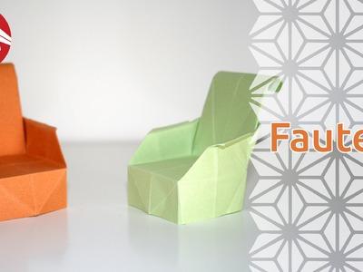 Origami - Fauteuil [Senbazuru]