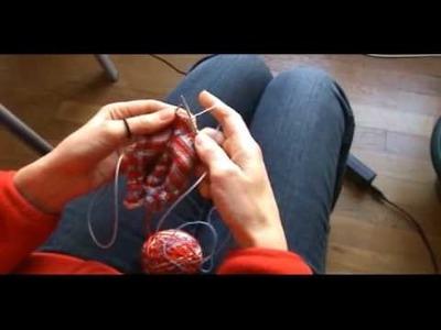 [Tricot] Comment bien tenir son fil au tricot