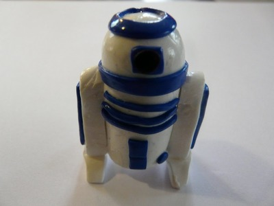 Tuto Fimo R2-D2