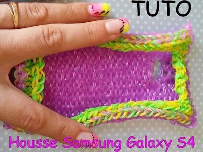 [ TUTO] Housse Samsung Galaxy S4 en élastique