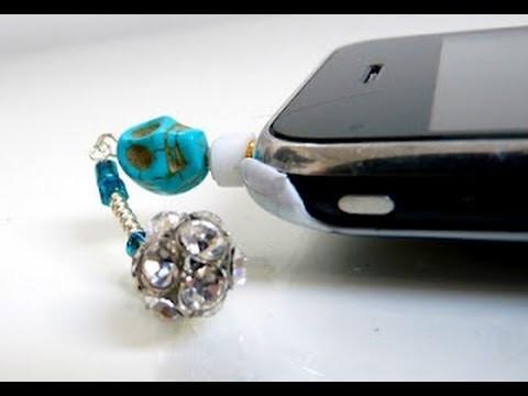Tutoriel - DIY : Créer un earcap ou minipol pour téléphone portable
