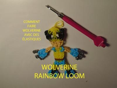 Série X-Men Rainbow Loom Wolverine