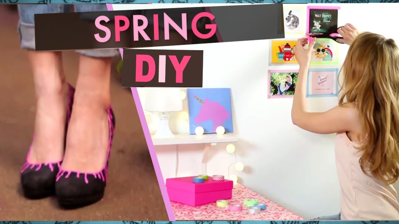 Spring DIY - So Andy
