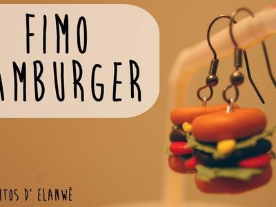 Tutoriel pâte Fimo 1 : Créer un Hamburger