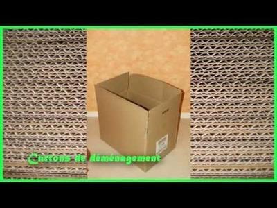 Les outils nécessaires à la fabrication de meubles en carton