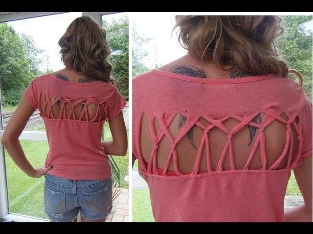 Transformation T-Shirt (épargne 20Euros!)