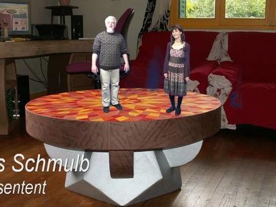 Meubles en carton Schmulb - Presentation du ptit concours 2010