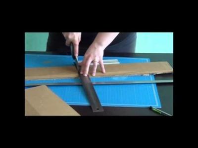 Tiroirs pour meubles en carton