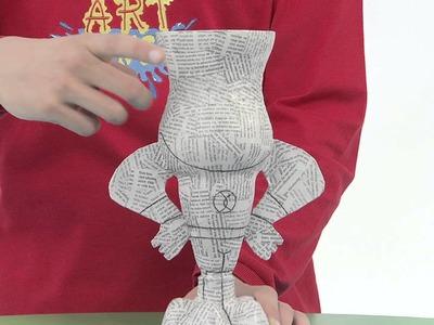 Art attack - Trophée du champion - Sur Disney Junior - VF