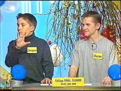 """Motus"", jeu de France 2 ( avril 2000)"