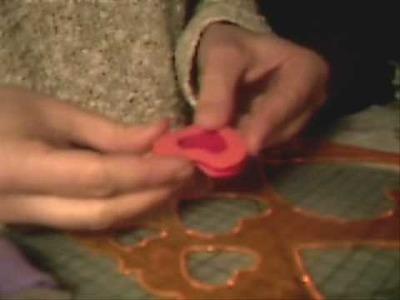 Porte-clés st valentin 2009