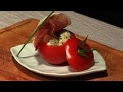 Recette d'été : tomates farcies à la brousse et à la tapenade par Terrafemina