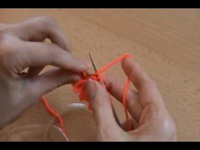 [Tricot] Tricoter des boucles