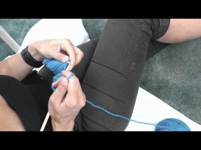 Tricoter les torsades