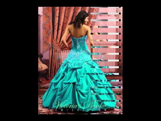 Turquoise quinceanera dresses. 489.