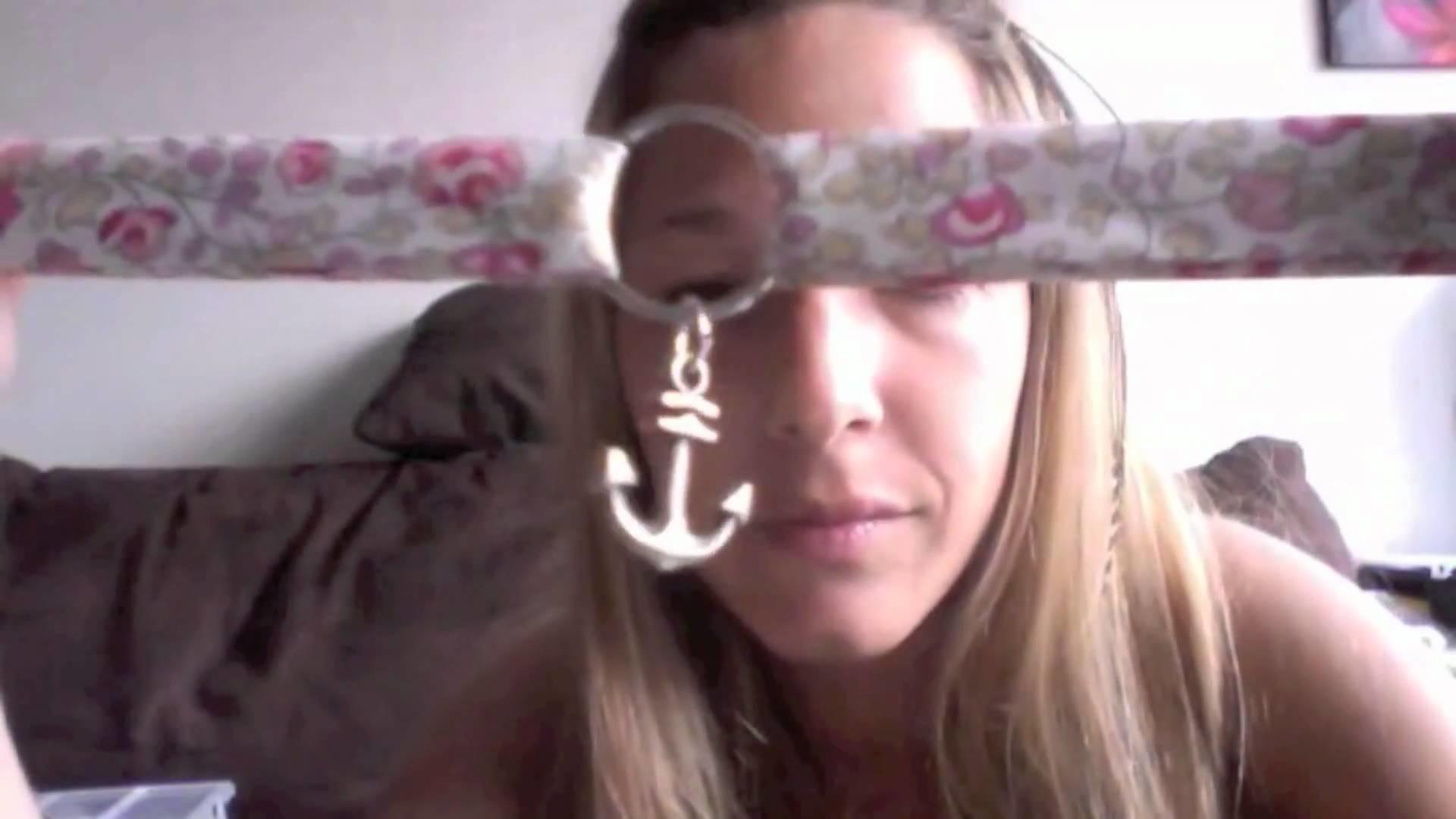 Tutoriel, Bracelet en Tissu Fleuri, Liberty,  Bracelet d'Eté