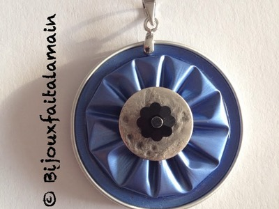 DIY Nespresso: Comment-faire un pendentif (soleil). How to make a sun Nespresso pendant