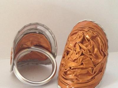 DIY Nespresso: Comment-faire une bague en capsules.