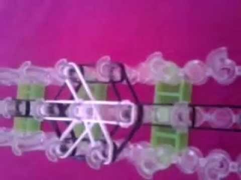 [TUTO] comment faire une bague fleur  en élastique