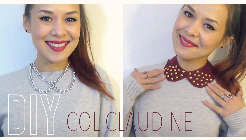DIY │Col Claudine ▵ Alyssia