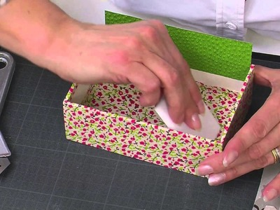 Créer une boîte en carton - L'Atelier Edisaxe