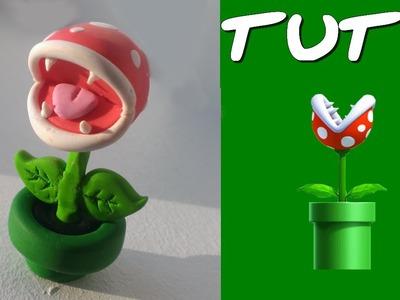 TUTO FIMO | Plante carnivore (de Mario)