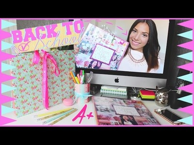 ♡ Back to School ! (Make-up + Tenue + DIY)