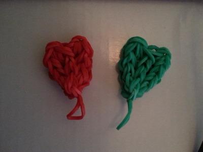 Rainbow loom - Coeur - Français