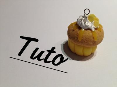 Tuto fimo - Muffin