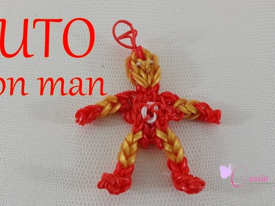 [ TUTO ] Iron man MARVEL  en élastique