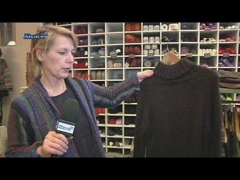Le tricot fait son come back! (Strasbourg)
