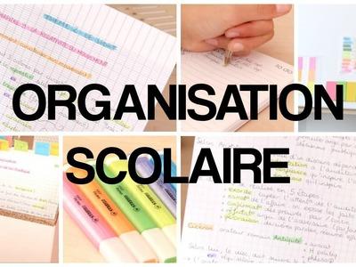 ORGANISATION SCOLAIRE - 1
