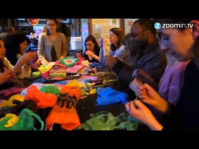 Quand le sac plastique devient un objet à la mode