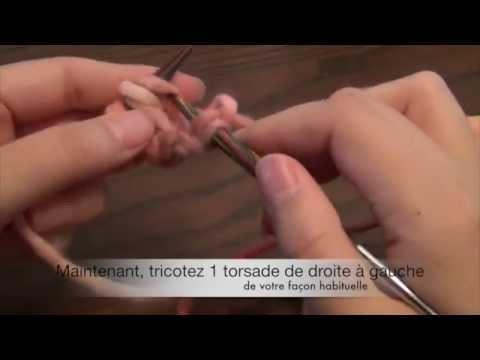 Tutoriel : Comment tricoter le gros point de vannerie