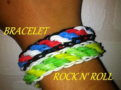"""D.I.Y Bracelet Élastique """"Rock N' Roll"""" Niveau Intermédiaire."""