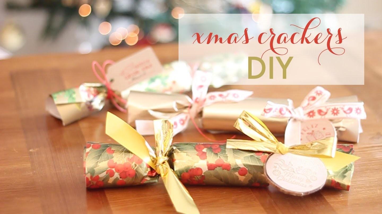 DIY: Christmas Crackers ♥