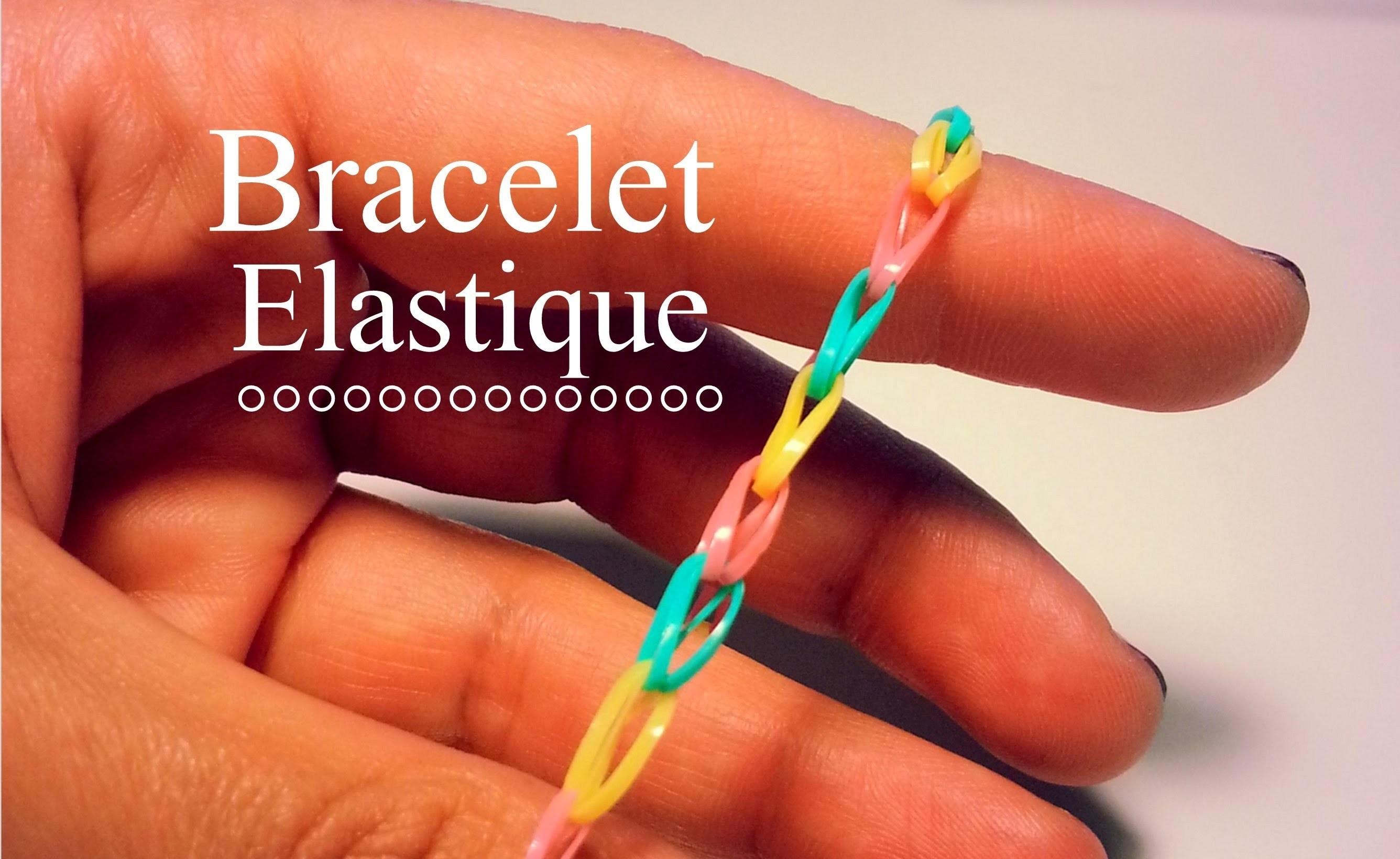 Comment faire un bracelet élastique