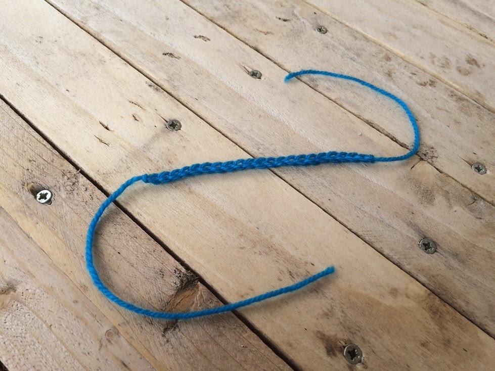 Crochet débutant comment faire une chaînette